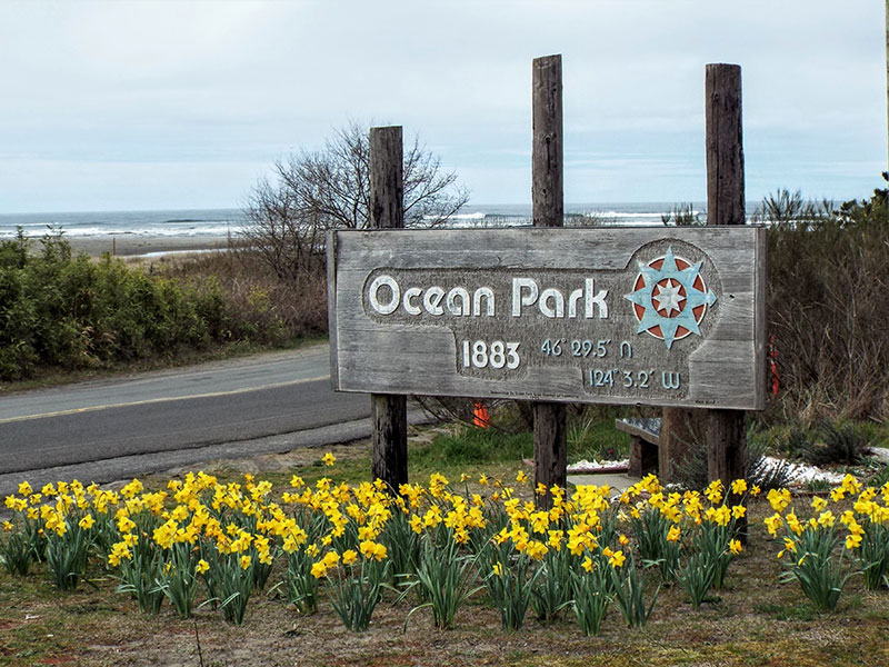 ocean park sign