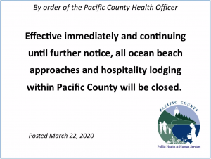 pacific county health officer notice