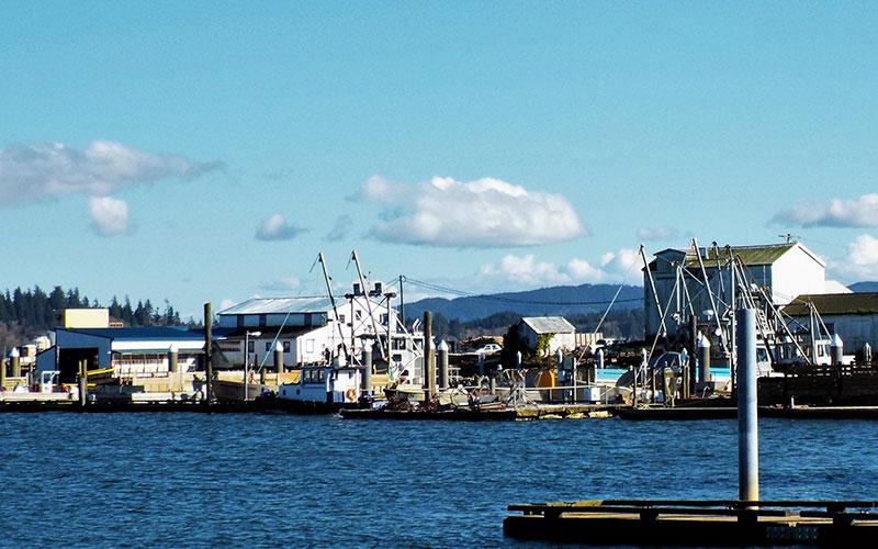 port of penninsula