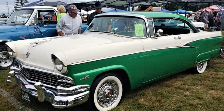 beach barons car club green