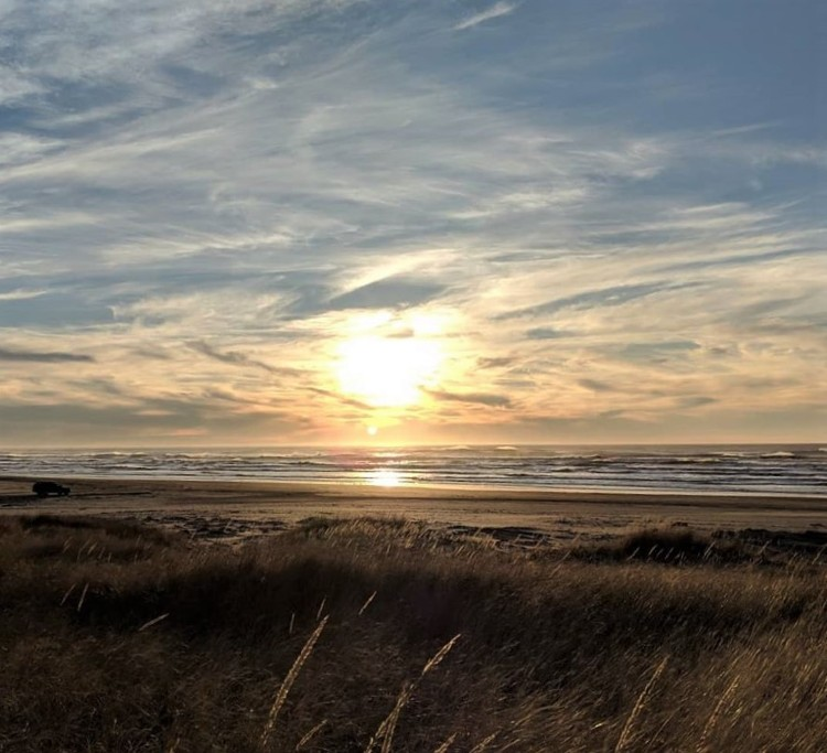 klipsan beach cottages sunset