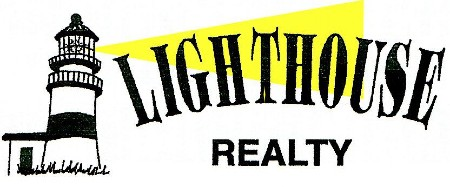 lighthouse realty sign