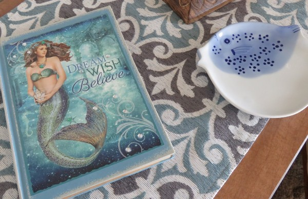 mermaid in rv park mermaid book