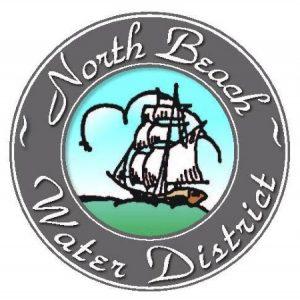 north beach water logo