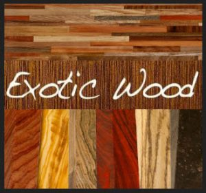 wooden elegance exotic wood
