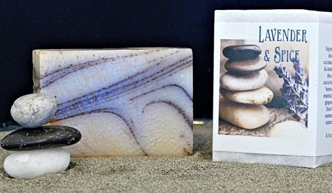 harmony soapworks lavender