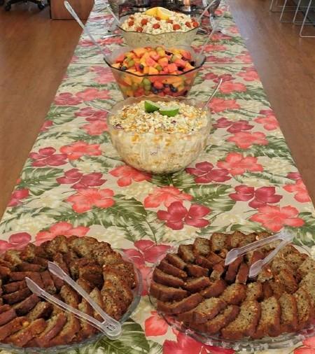 peninsula senior activity center buffet