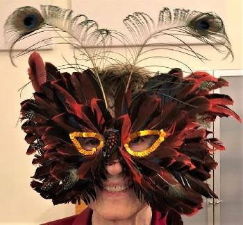 peninsula senior activity center mask