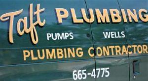taft plumbing logo