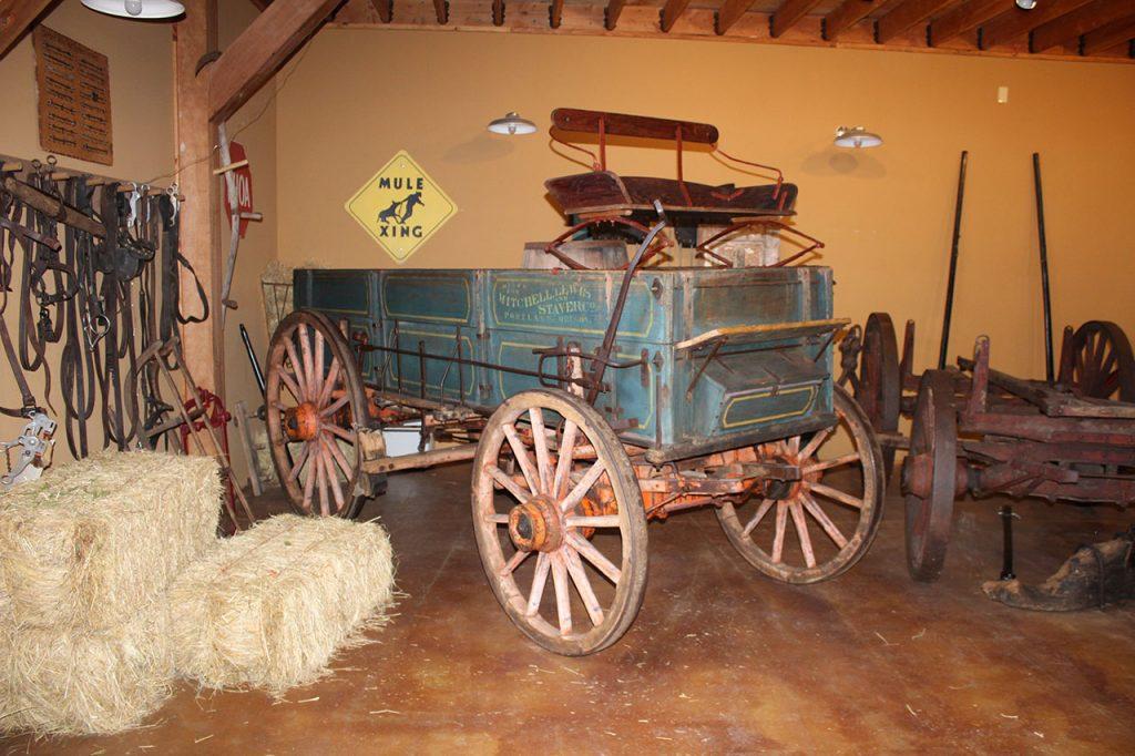 nw carriage work wagon