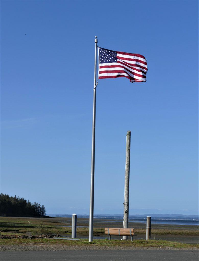 port of peninsula flag