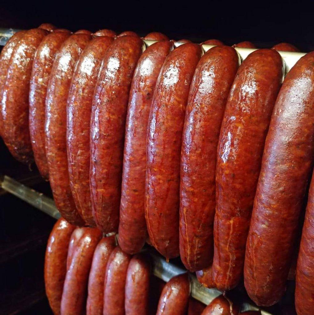 bay city sausage links vendor
