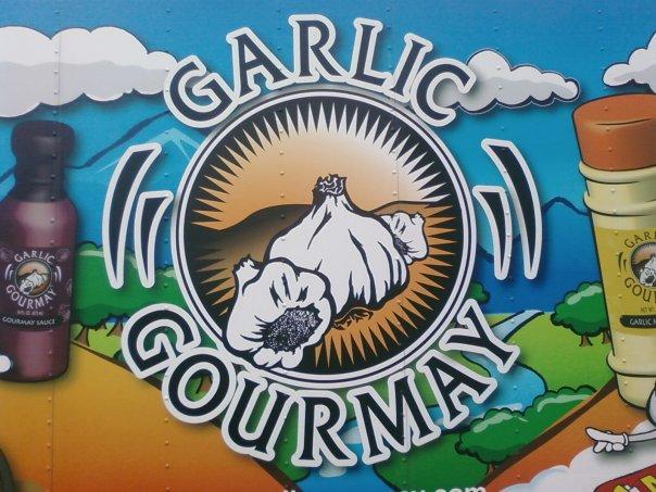 garlic gourmay vendor