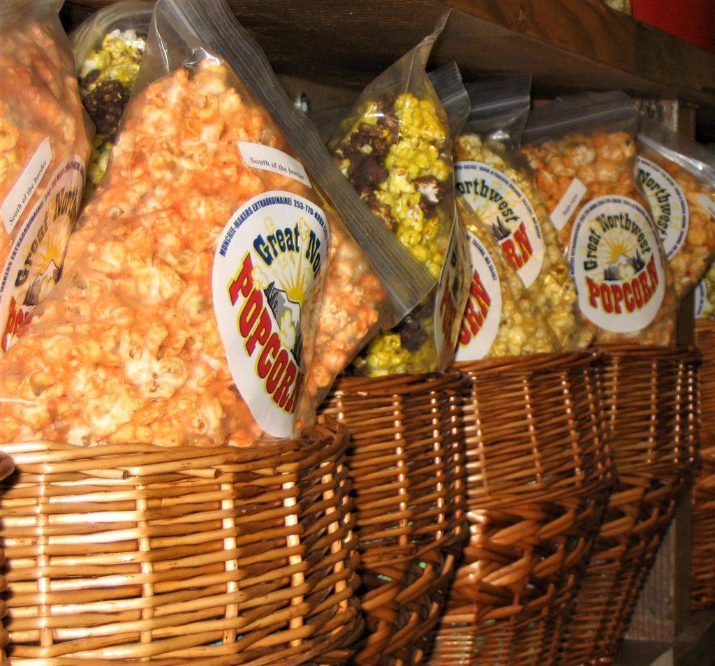 great northwest popcorn vendor