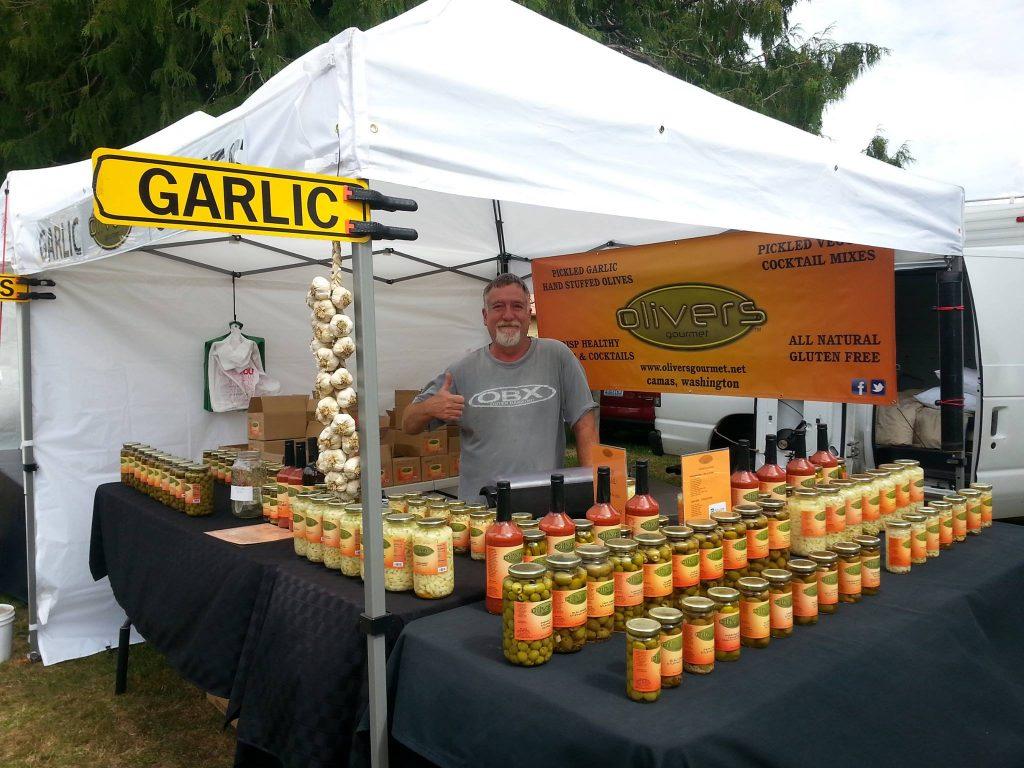 oliver's gourmet vendor